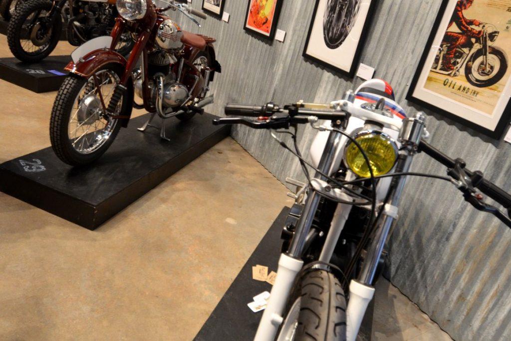 Motorcycle technology fair